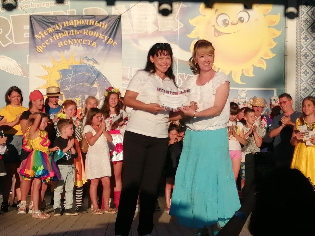 Безоговорочная победа: лозовской театр «Маски» получил гран-при Международного фестиваля, фото-1