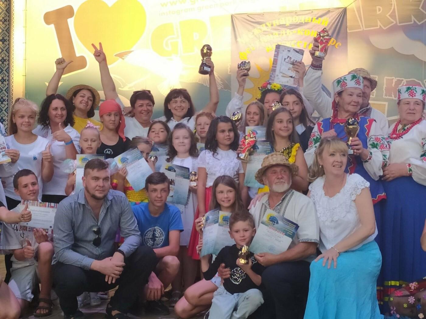 Безоговорочная победа: лозовской театр «Маски» получил гран-при Международного фестиваля, фото-6