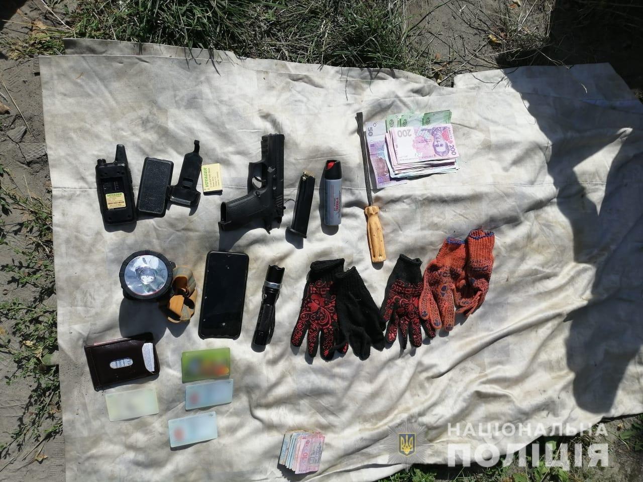 Лозовчанина задержали за разбойное нападение на сельхозпредприятие в Катериновке , фото-2