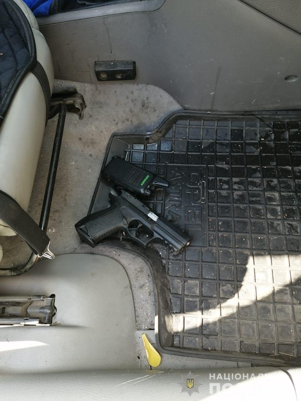 Лозовчанина задержали за разбойное нападение на сельхозпредприятие в Катериновке , фото-7