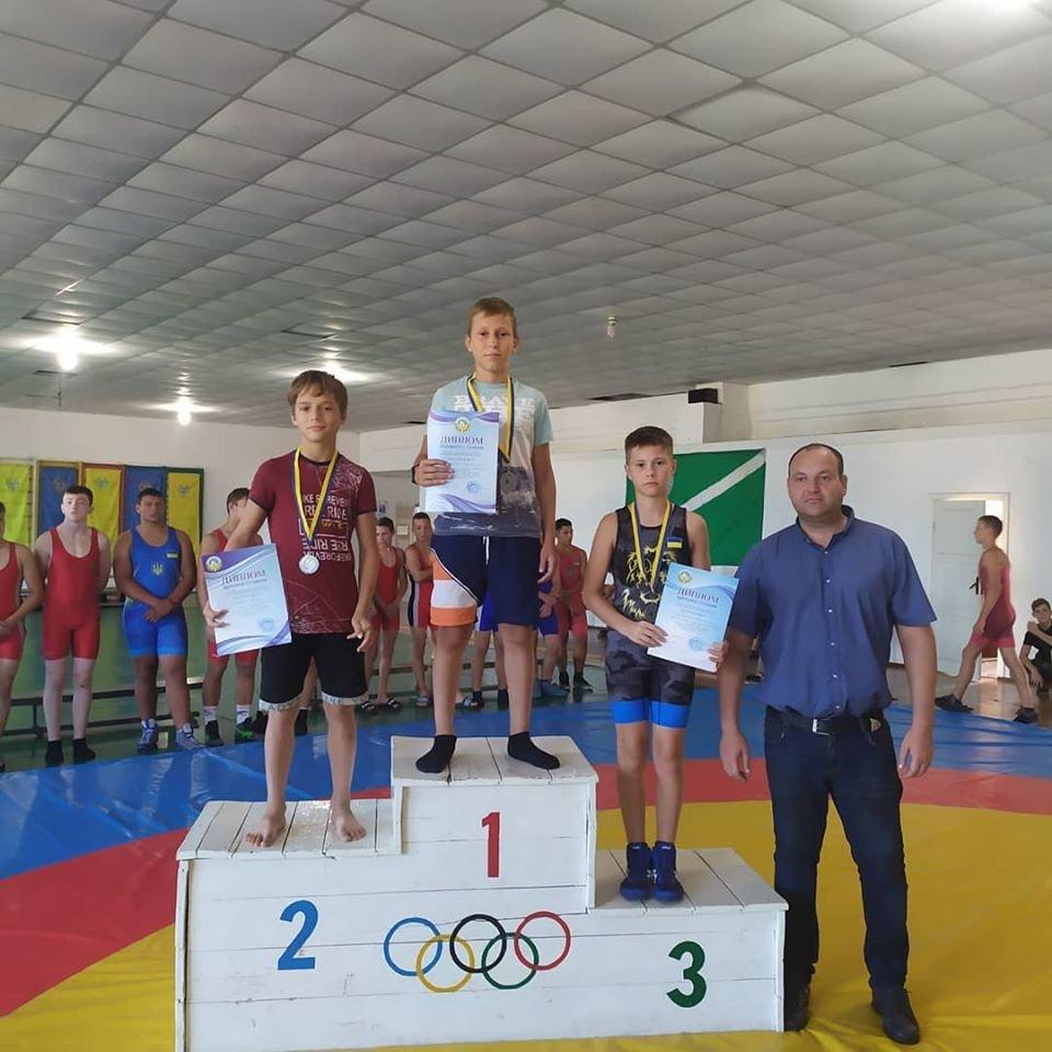 Семейная победа борцов: лозовские спортсмены стали чемпионами в Скадовске, фото-3