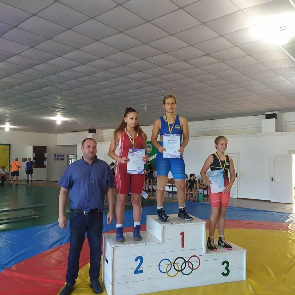 Семейная победа борцов: лозовские спортсмены стали чемпионами в Скадовске, фото-2