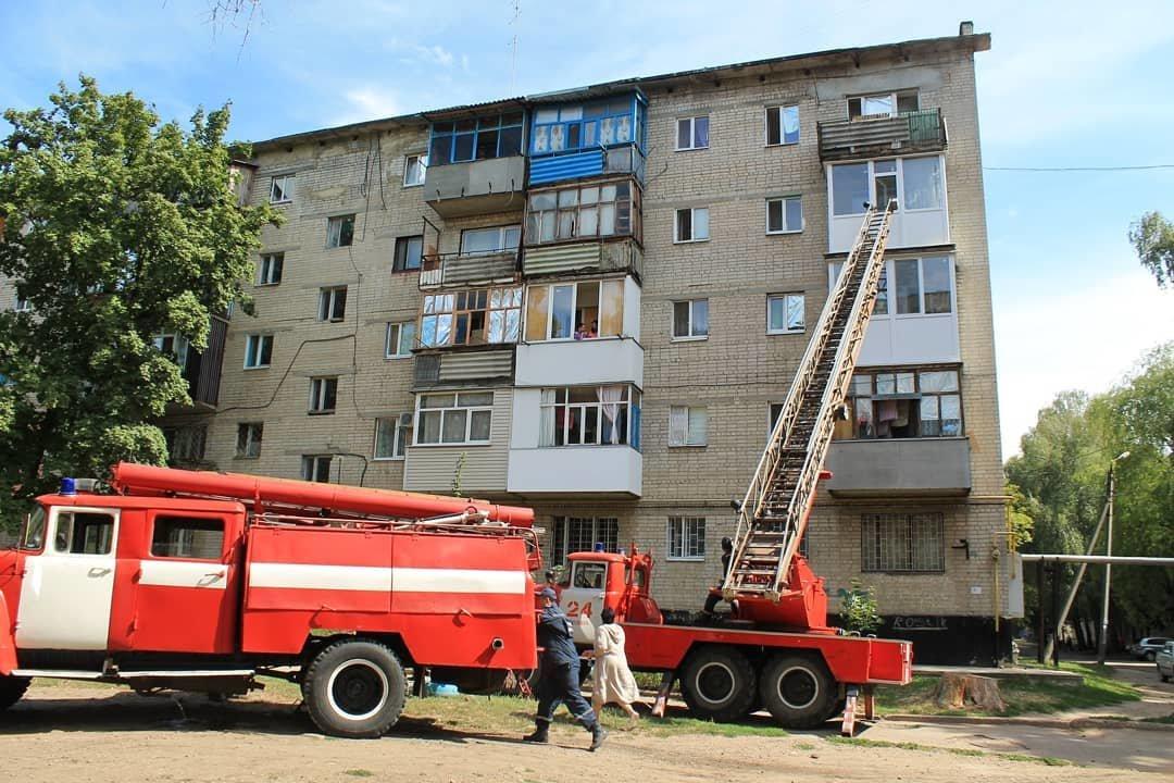 Оставили еду на плите: в Лозовой спасатели предотвратили пожар , фото-1