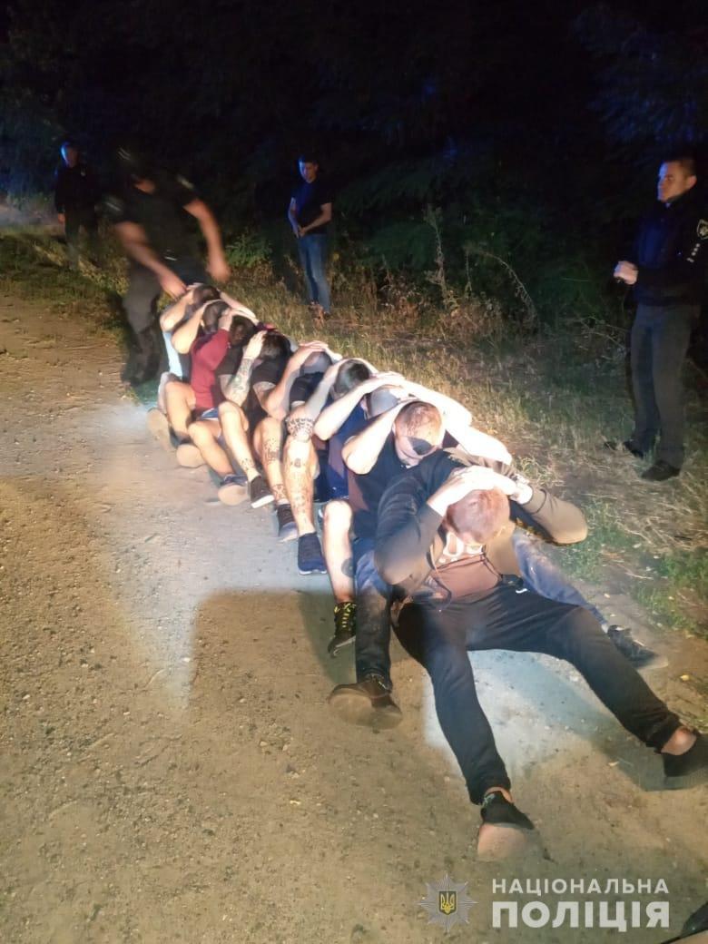 Расстрел автобуса возле Люботина: полиция задержала 14 человек, фото-2