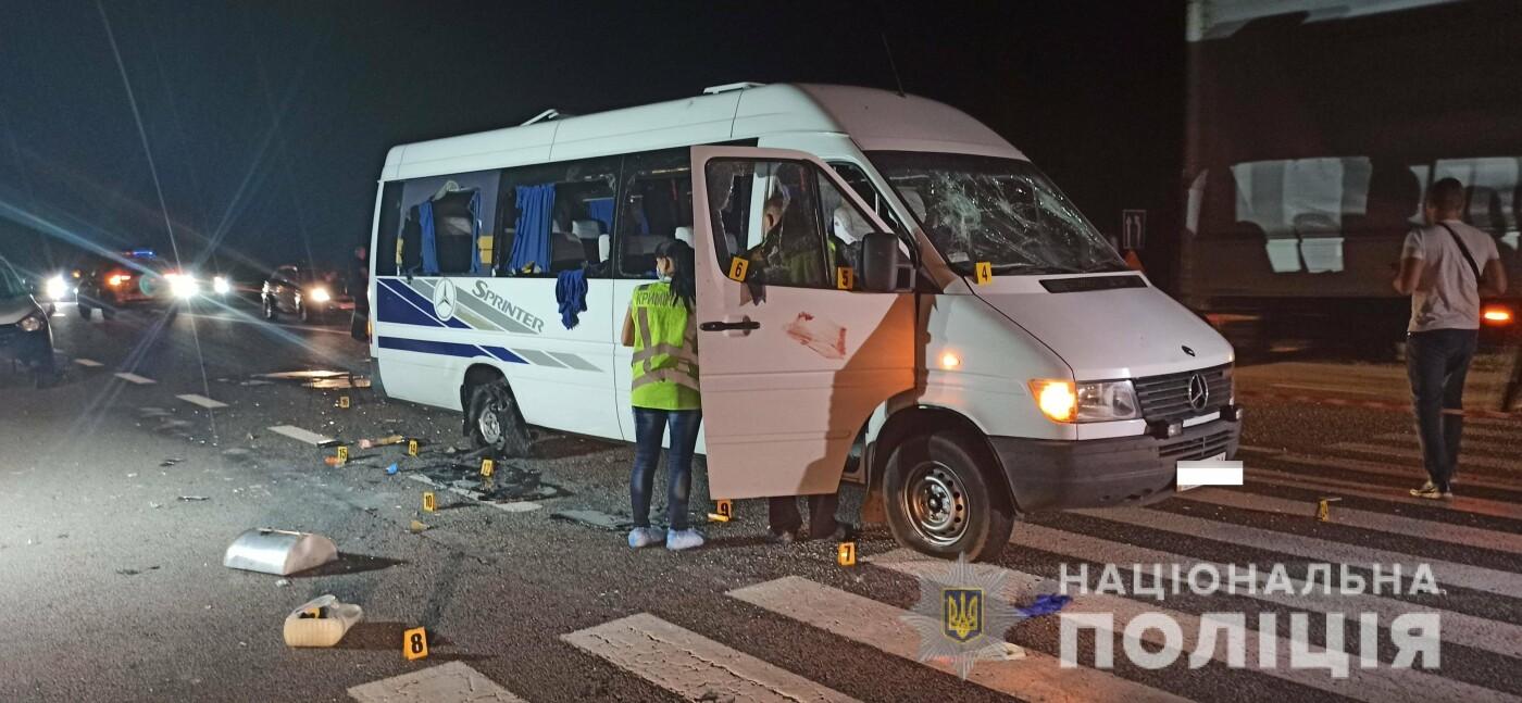 Расстрел автобуса возле Люботина: полиция задержала 14 человек, фото-6