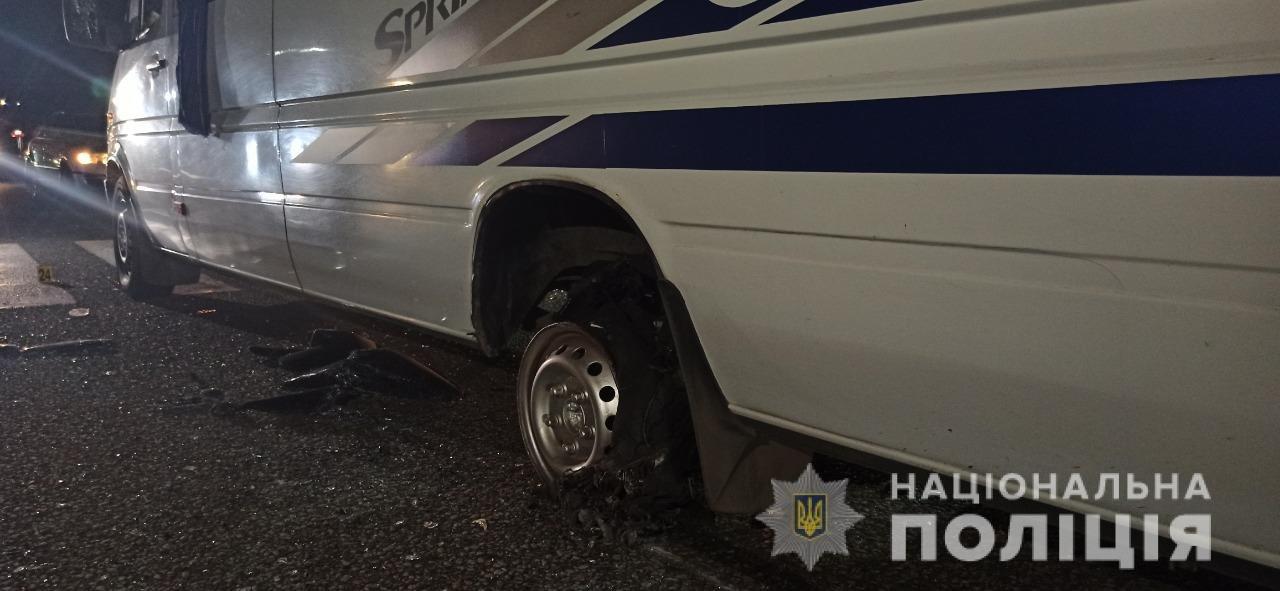 Расстрел автобуса возле Люботина: полиция задержала 14 человек, фото-7
