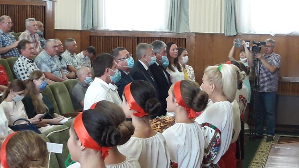 Лозовская громада отмечает 2-летие со дня создания, фото-4