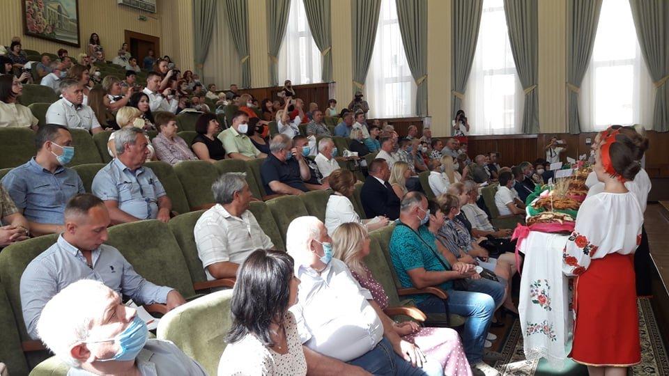 Лозовская громада отмечает 2-летие со дня создания, фото-3
