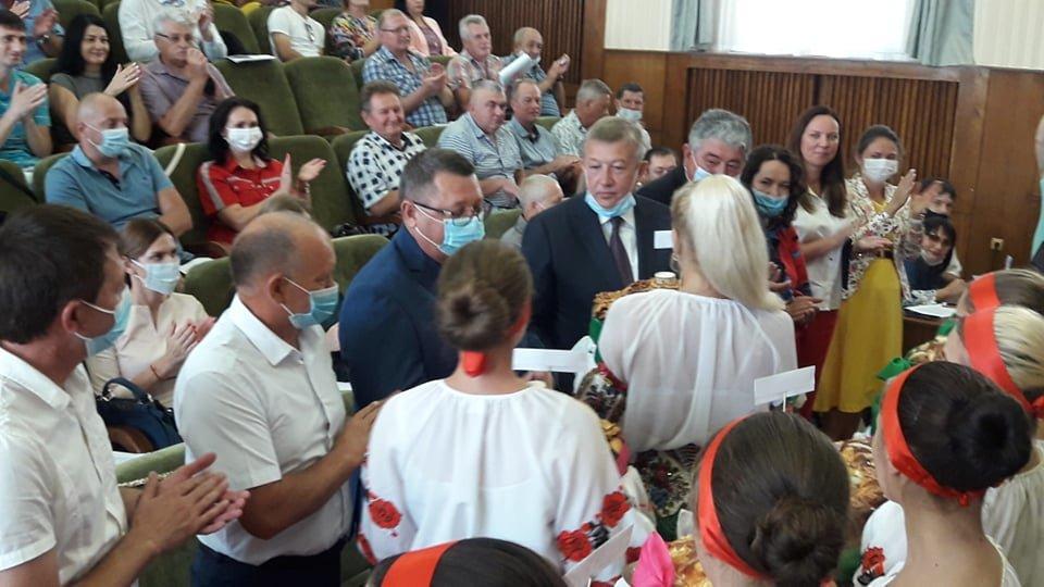 Лозовская громада отмечает 2-летие со дня создания, фото-7