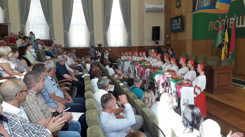Лозовская громада отмечает 2-летие со дня создания, фото-8