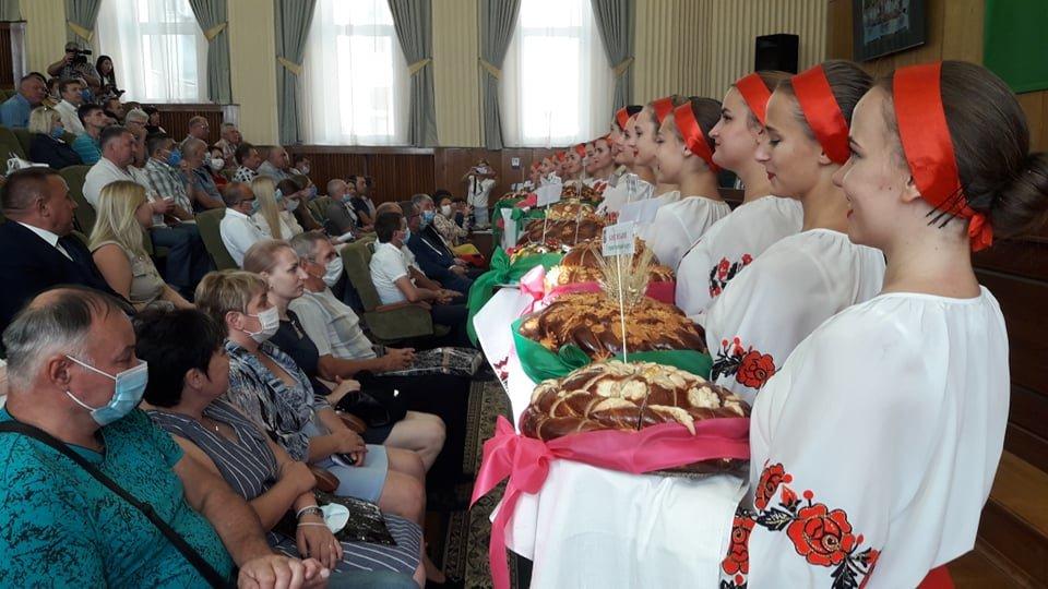 Лозовская громада отмечает 2-летие со дня создания, фото-2