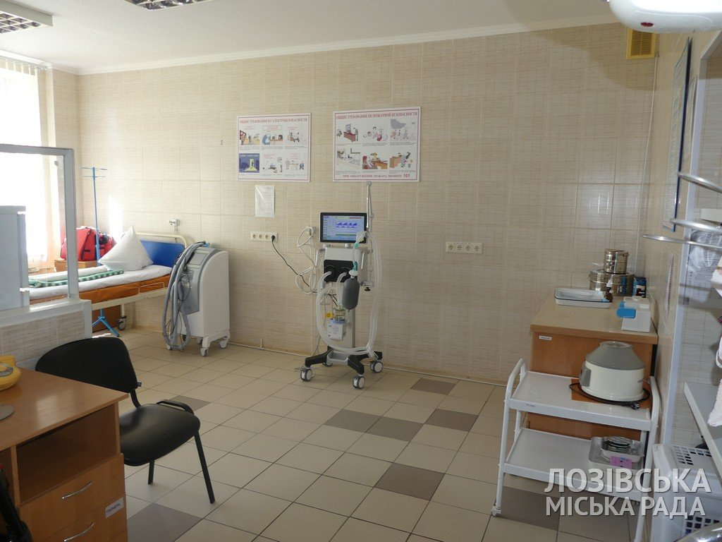Готов к использованию: в Лозовой появился новый аппарат искусственной вентиляции легких (ФОТО), фото-3