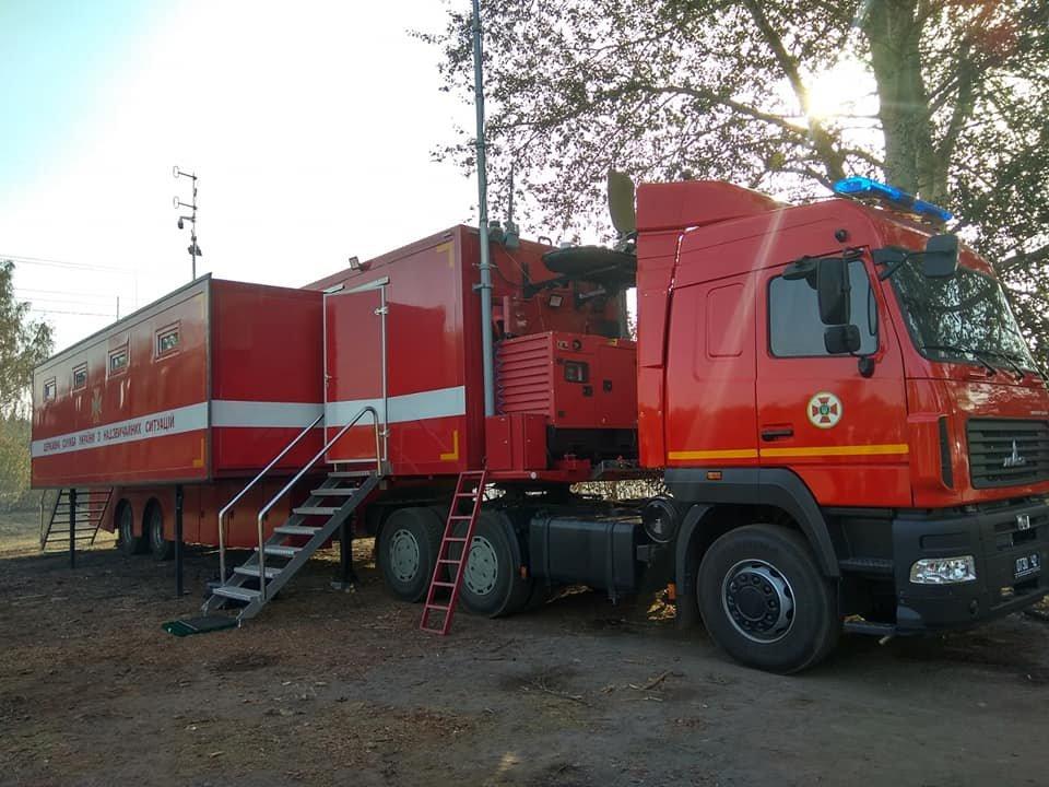 На Харьковщине тракторист спас 20 жилых домов от огня, фото-11