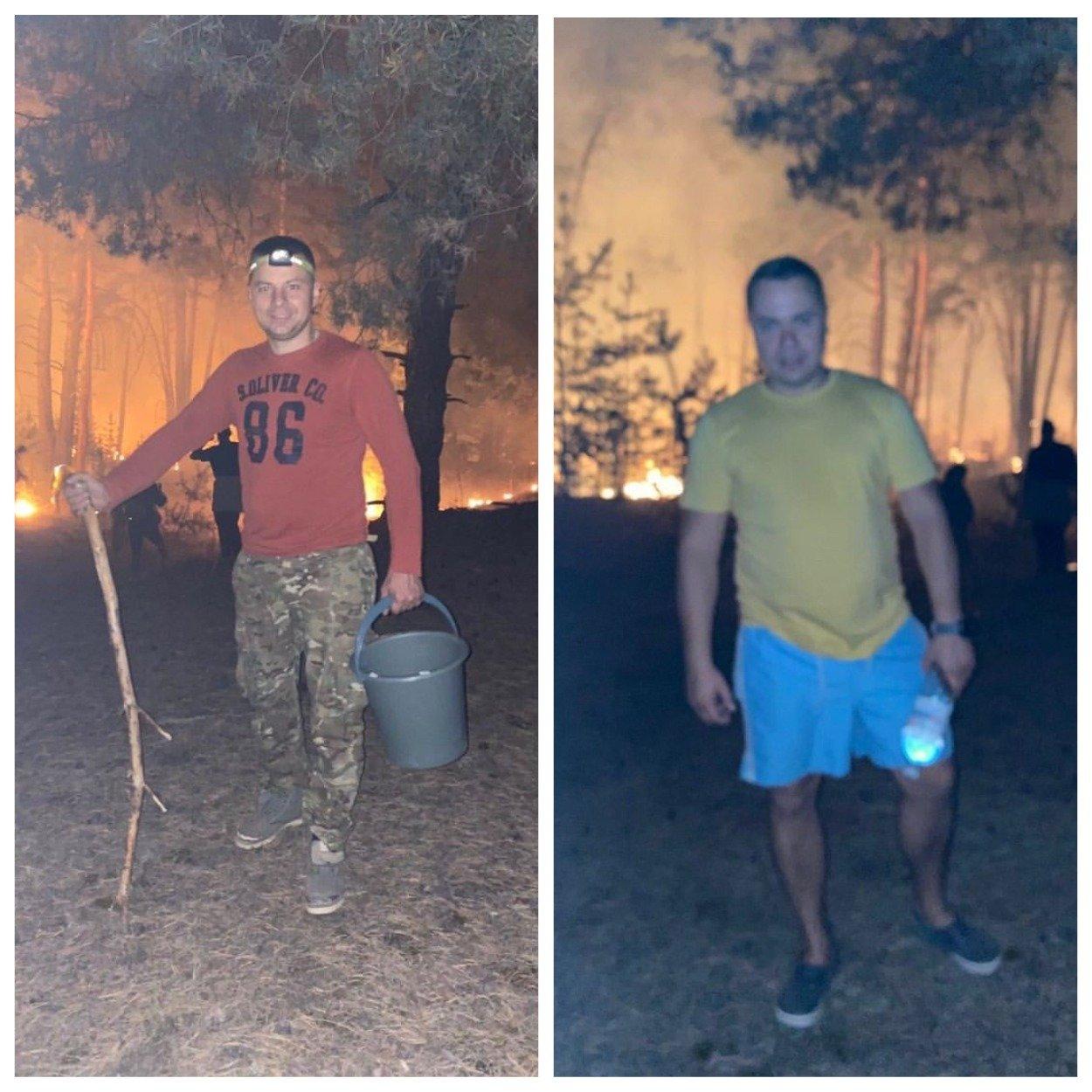 На Харьковщине тракторист спас 20 жилых домов от огня, фото-2