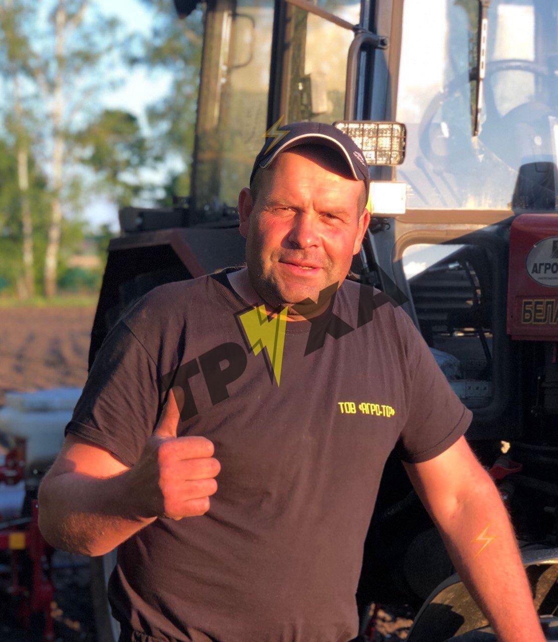 На Харьковщине тракторист спас 20 жилых домов от огня, фото-1