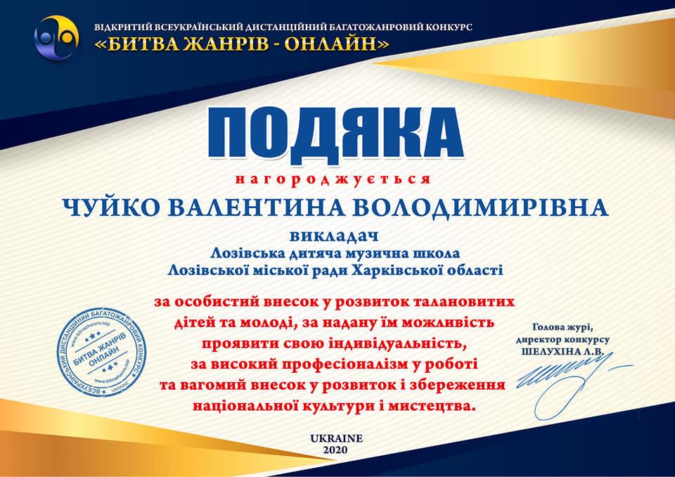 Онлайн-победы: лозовские творческие коллективы получили награды всеукраинского конкурса, фото-3