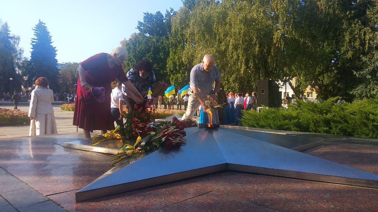 Лозовчане отметили День города , фото-62