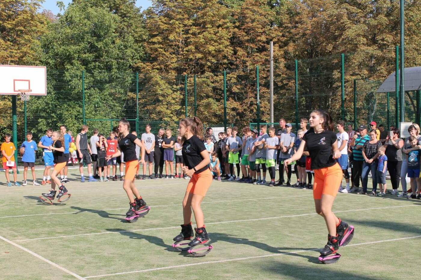 Турнир в День города: в Лозовой больше ста баскетболистов сыграли в стритбол, фото-4