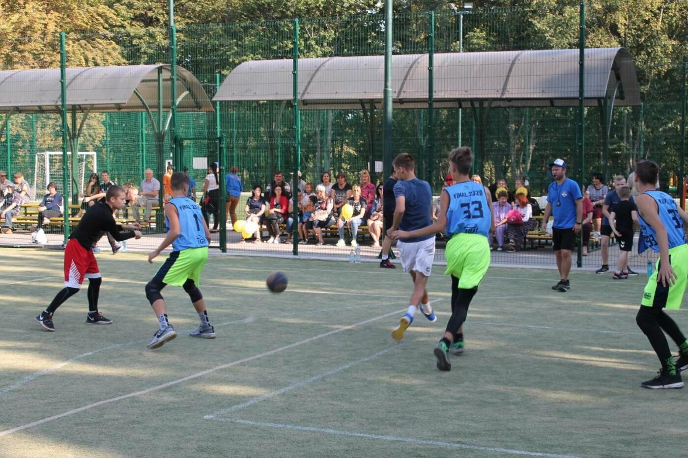 Турнир в День города: в Лозовой больше ста баскетболистов сыграли в стритбол, фото-8
