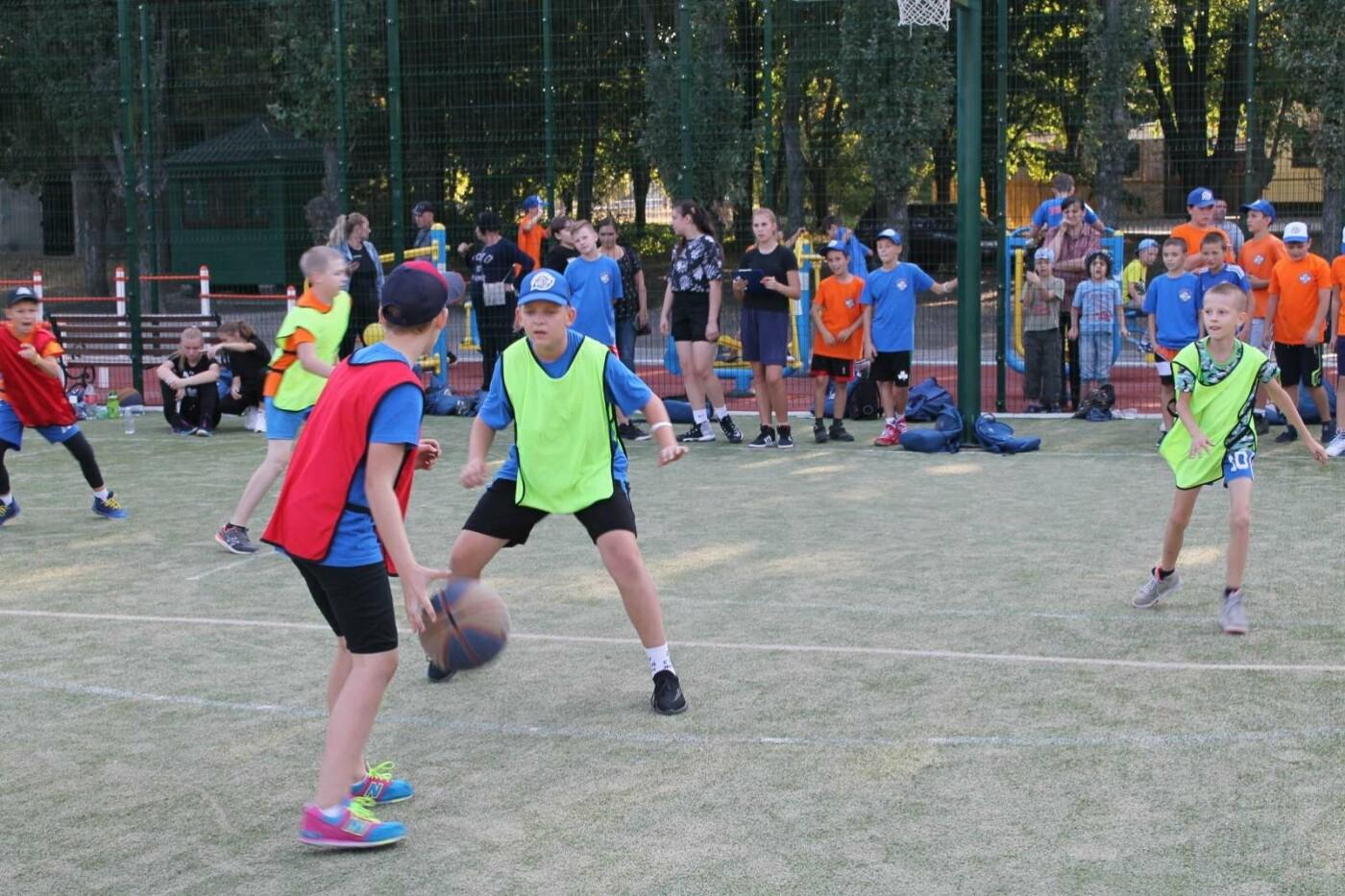 Турнир в День города: в Лозовой больше ста баскетболистов сыграли в стритбол, фото-2