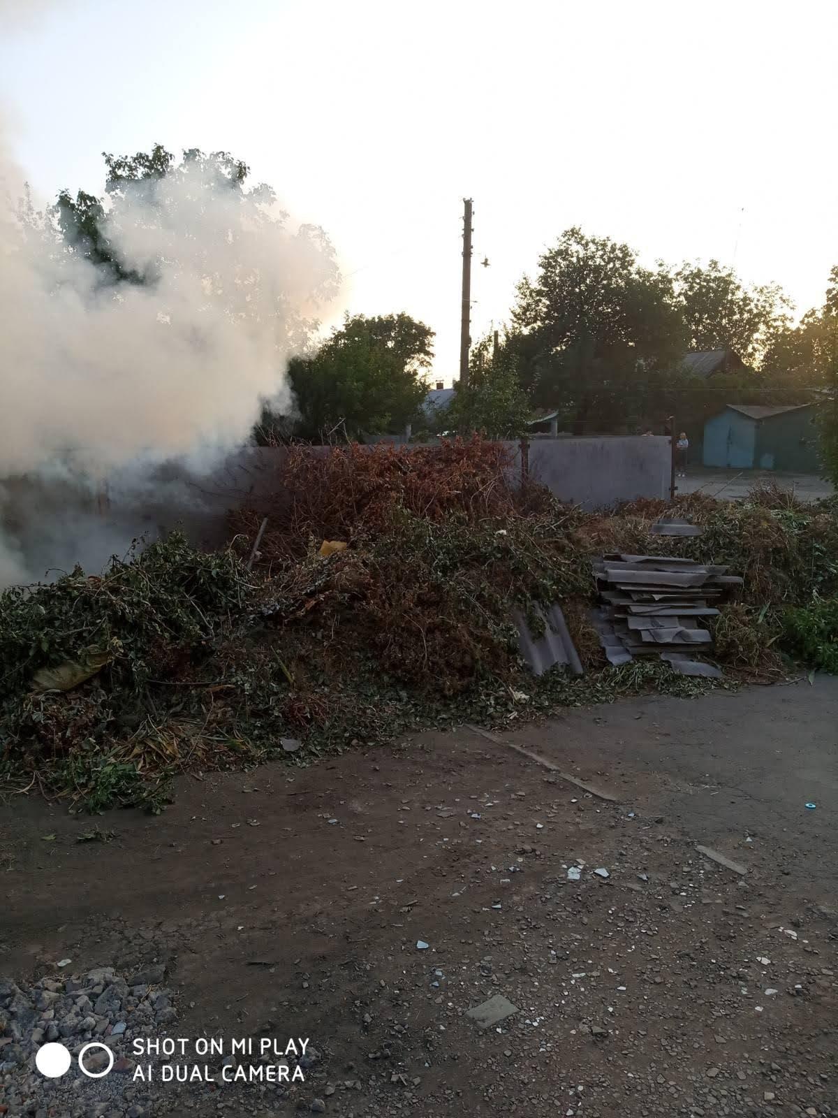 Горели трава и мусор: на Лозовщине за 2 суток  случилось 4 пожара, фото-4