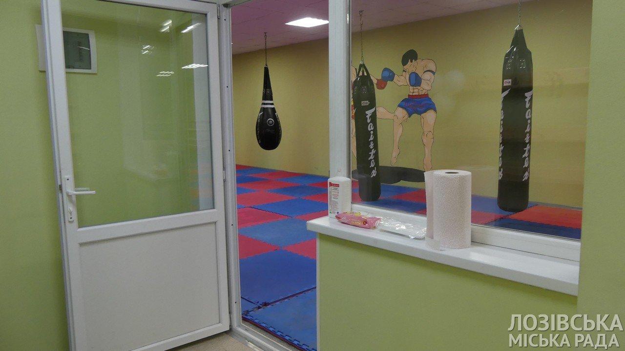 Готовятся к Чемпионату: боксёры лозовской «Олимпии» перешли в новый зал для тренировок, фото-5