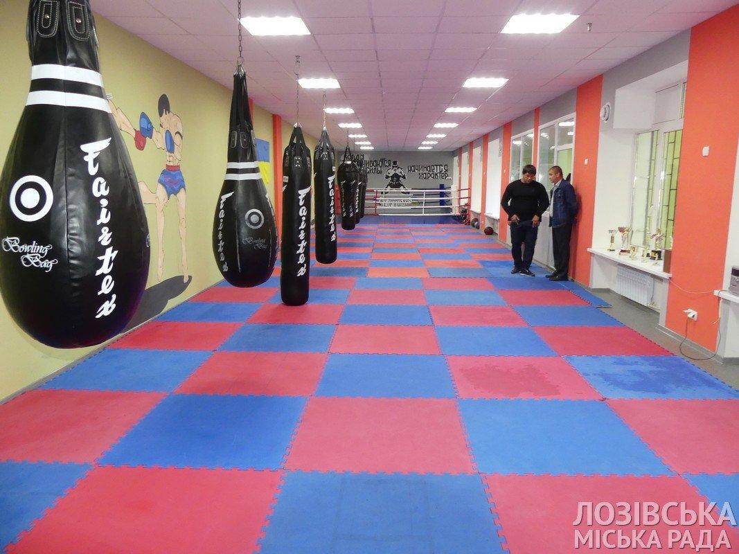 Готовятся к Чемпионату: боксёры лозовской «Олимпии» перешли в новый зал для тренировок, фото-3