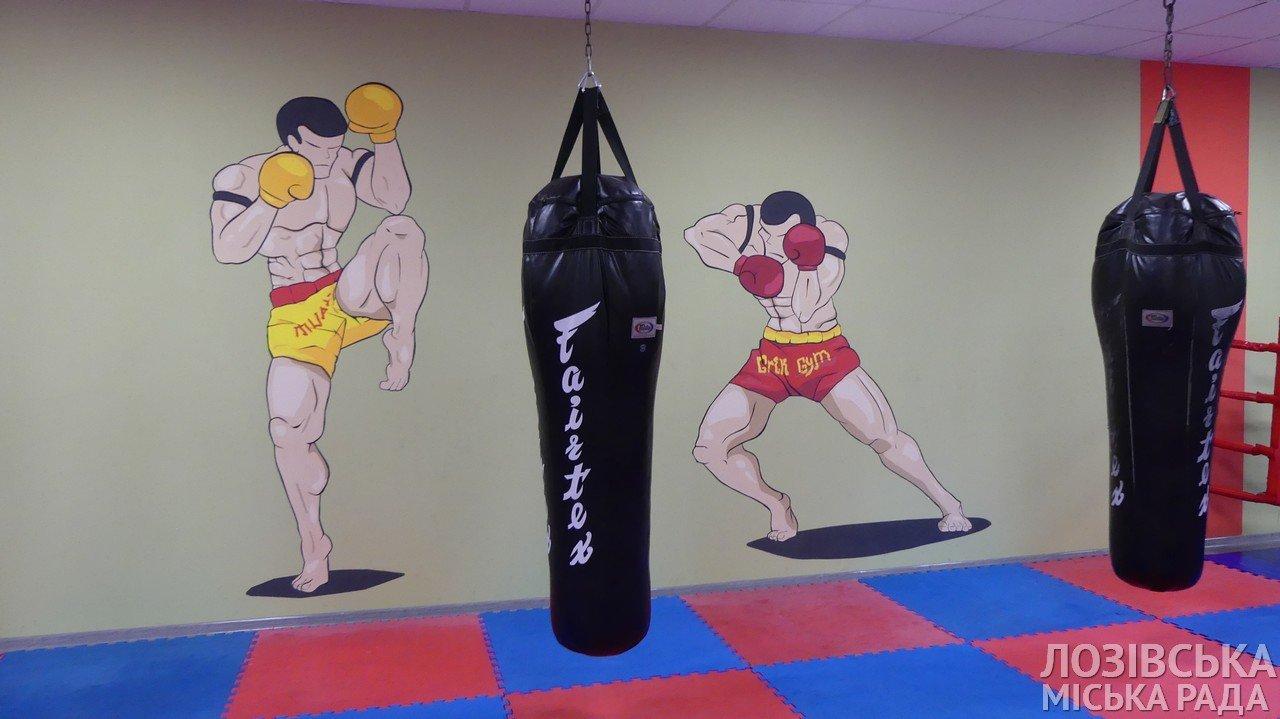 Готовятся к Чемпионату: боксёры лозовской «Олимпии» перешли в новый зал для тренировок, фото-1
