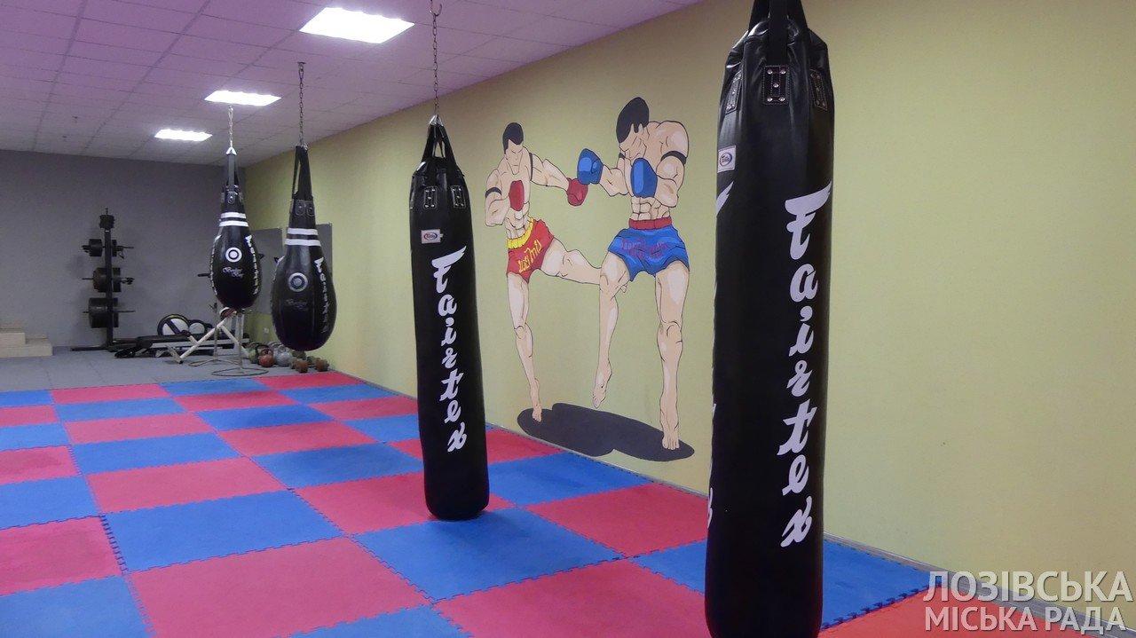 Готовятся к Чемпионату: боксёры лозовской «Олимпии» перешли в новый зал для тренировок, фото-2