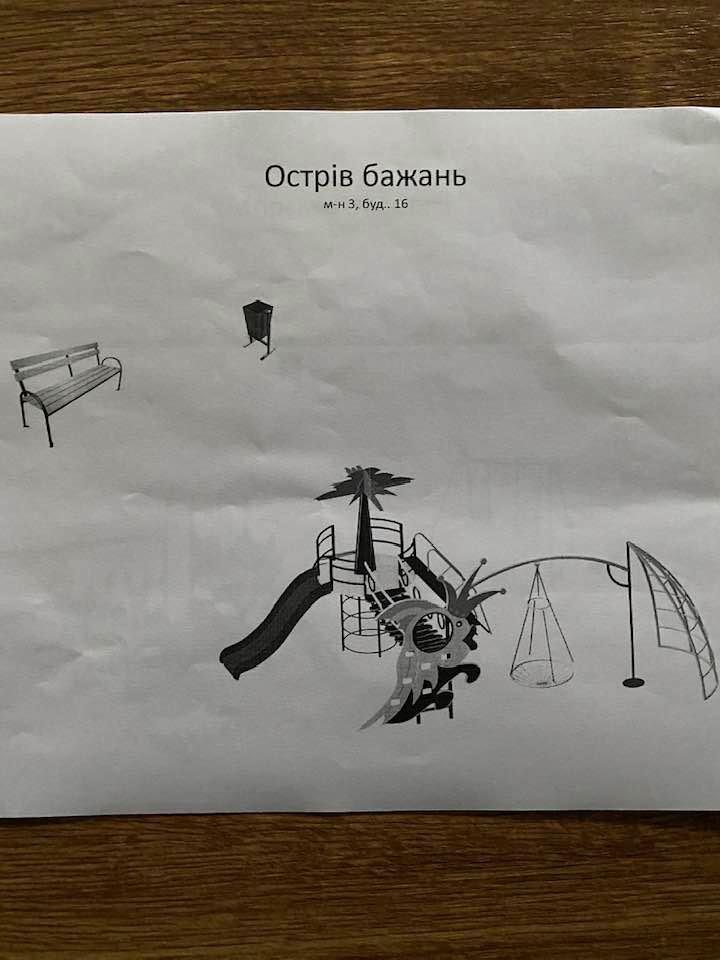 В Лозовой установят несколько детских площадок (список адресов), фото-3