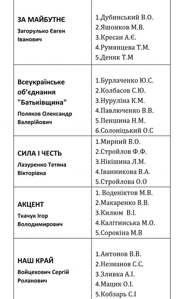 Депутаты по округам: кто хочет представлять ваши интересы в Лозовском горсовете, фото-2