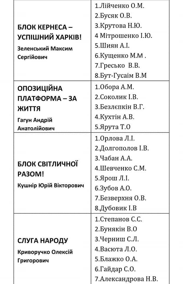 Депутаты по округам: кто хочет представлять ваши интересы в Лозовском горсовете, фото-3
