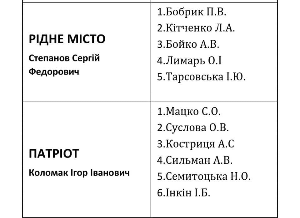 Депутаты по округам: кто хочет представлять ваши интересы в Лозовском горсовете, фото-7