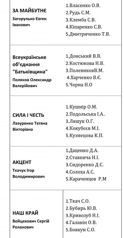 Депутаты по округам: кто хочет представлять ваши интересы в Лозовском горсовете, фото-9