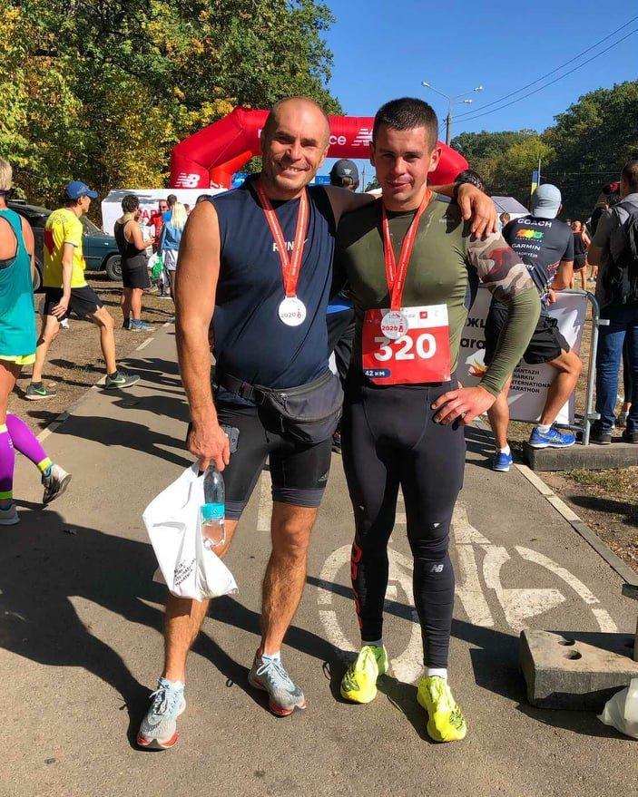 Сбросил вес и изменил тренировки: лозовской тренер по муэй-тай сумел пробежать марафон , фото-3