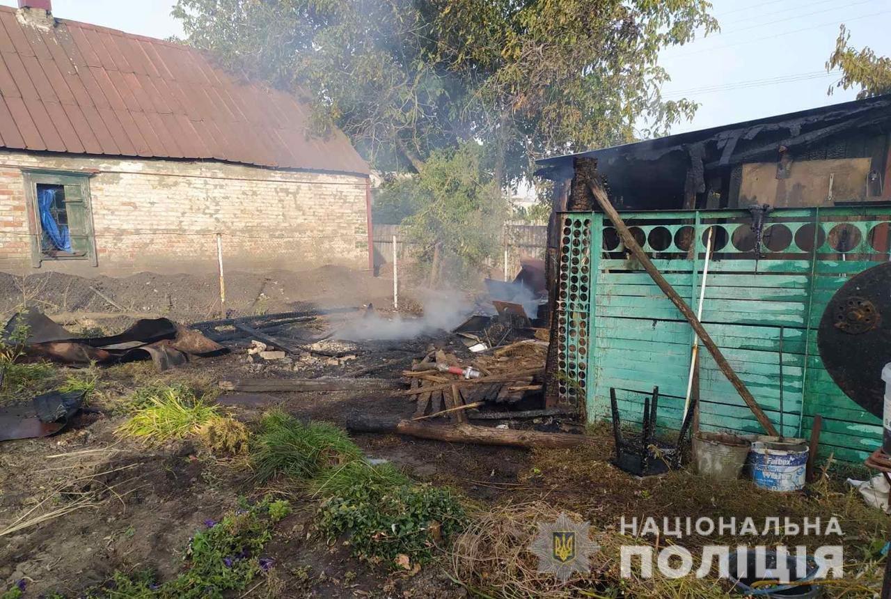 Поджог из-за мести: лозовчанку обвиняют в подпале дома и сарая , фото-4