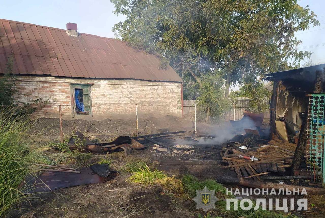 Поджог из-за мести: лозовчанку обвиняют в подпале дома и сарая , фото-2