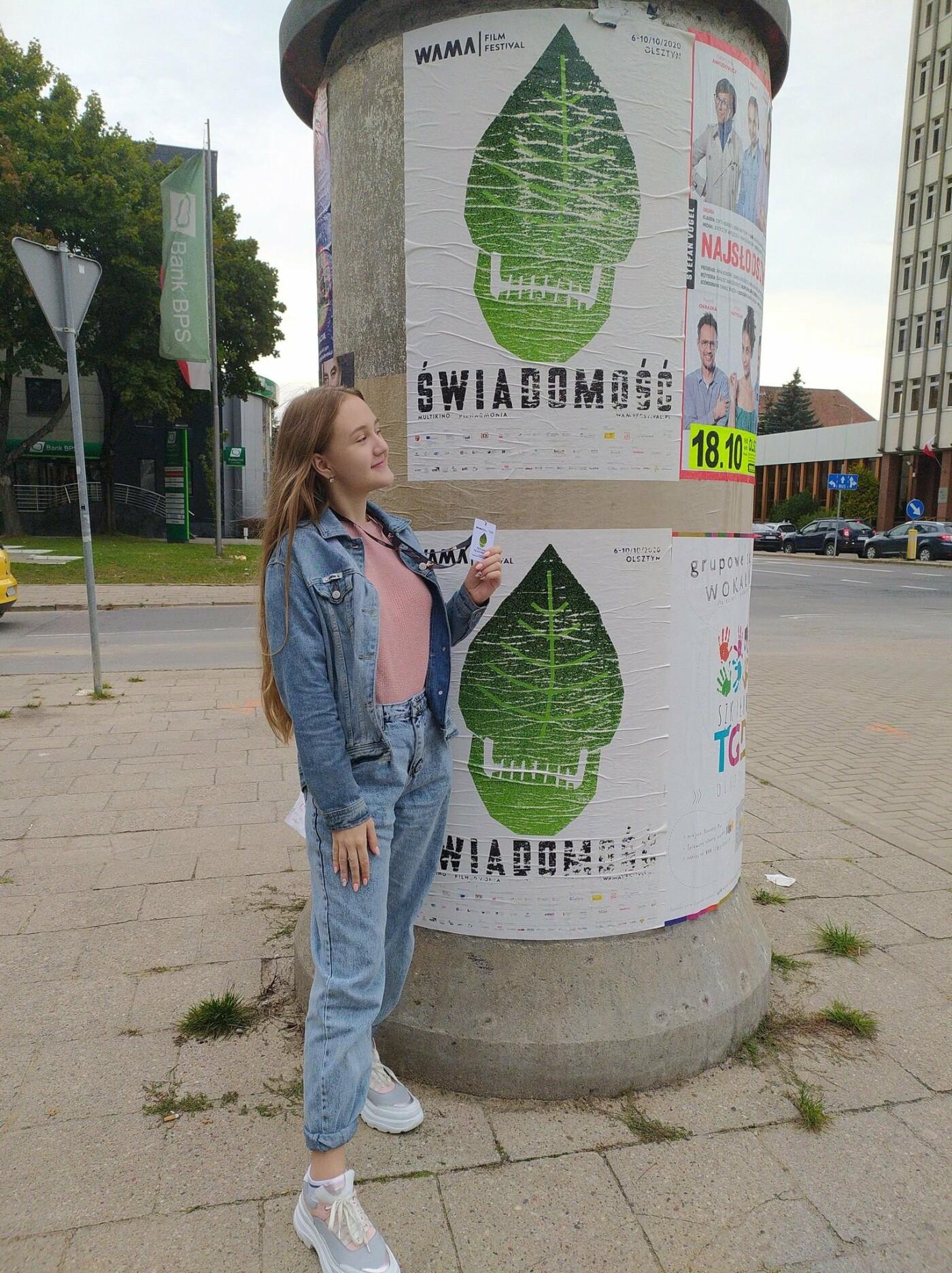 Победа в международном проекте: юная лозовчанка сняла мини-фильм в Польше , фото-3