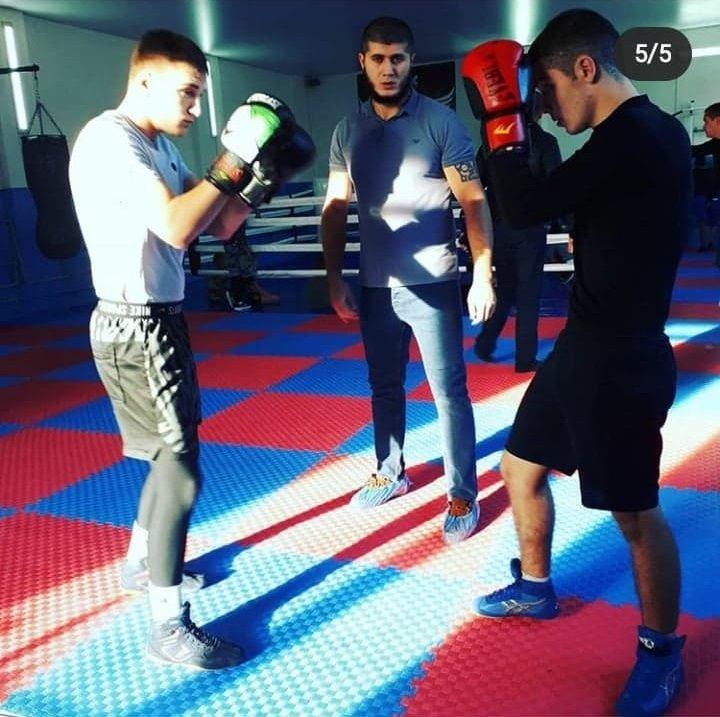В Лозовой заработал новый боксёрский клуб, фото-1
