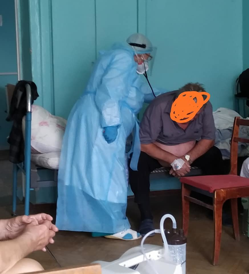 История пациента: как лозовчанин лечится от пневмонии и ждет результатов на COVID-19, фото-7