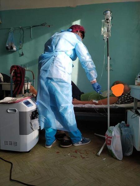 История пациента: как лозовчанин лечится от пневмонии и ждет результатов на COVID-19, фото-8