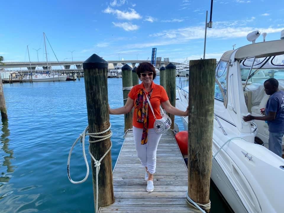 Отдых и «блогерство»: путешествие эмигрантки из Лозовой  Аллы Свистун по Флориде, фото-6