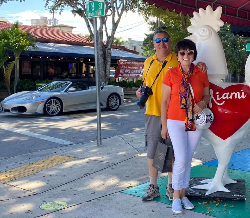 Отдых и «блогерство»: путешествие эмигрантки из Лозовой  Аллы Свистун по Флориде, фото-3
