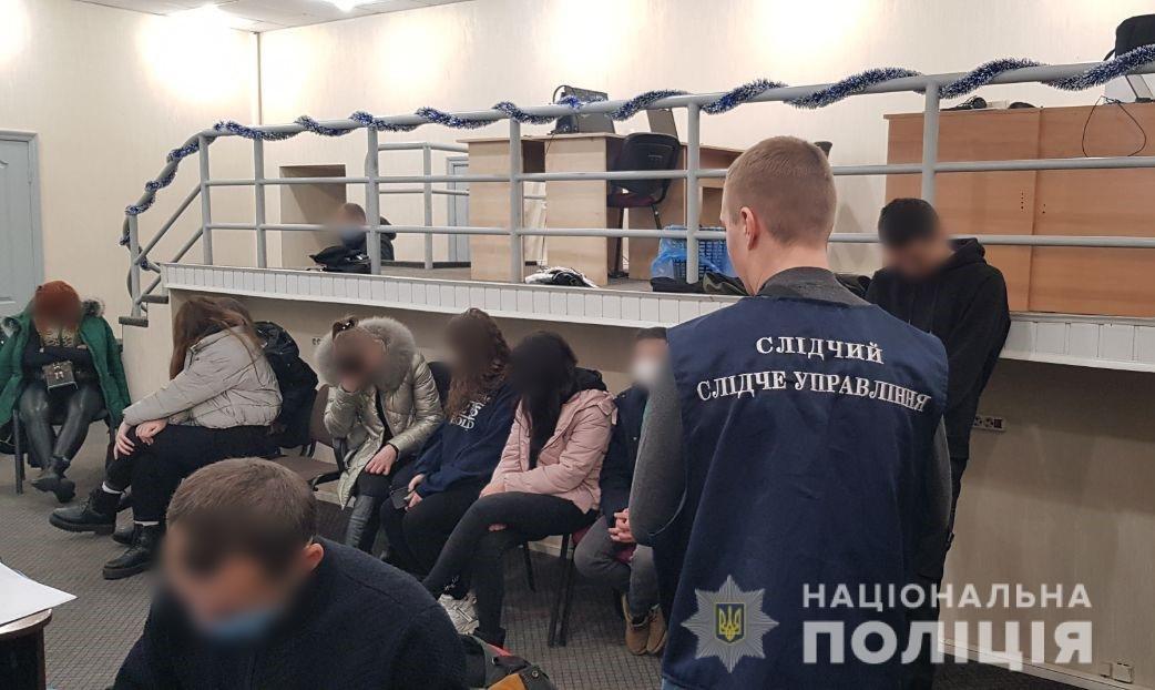 «Назвонили» 7 миллионов гривен: в Харькове задержали телефонных мошенников(ФОТО), фото-5
