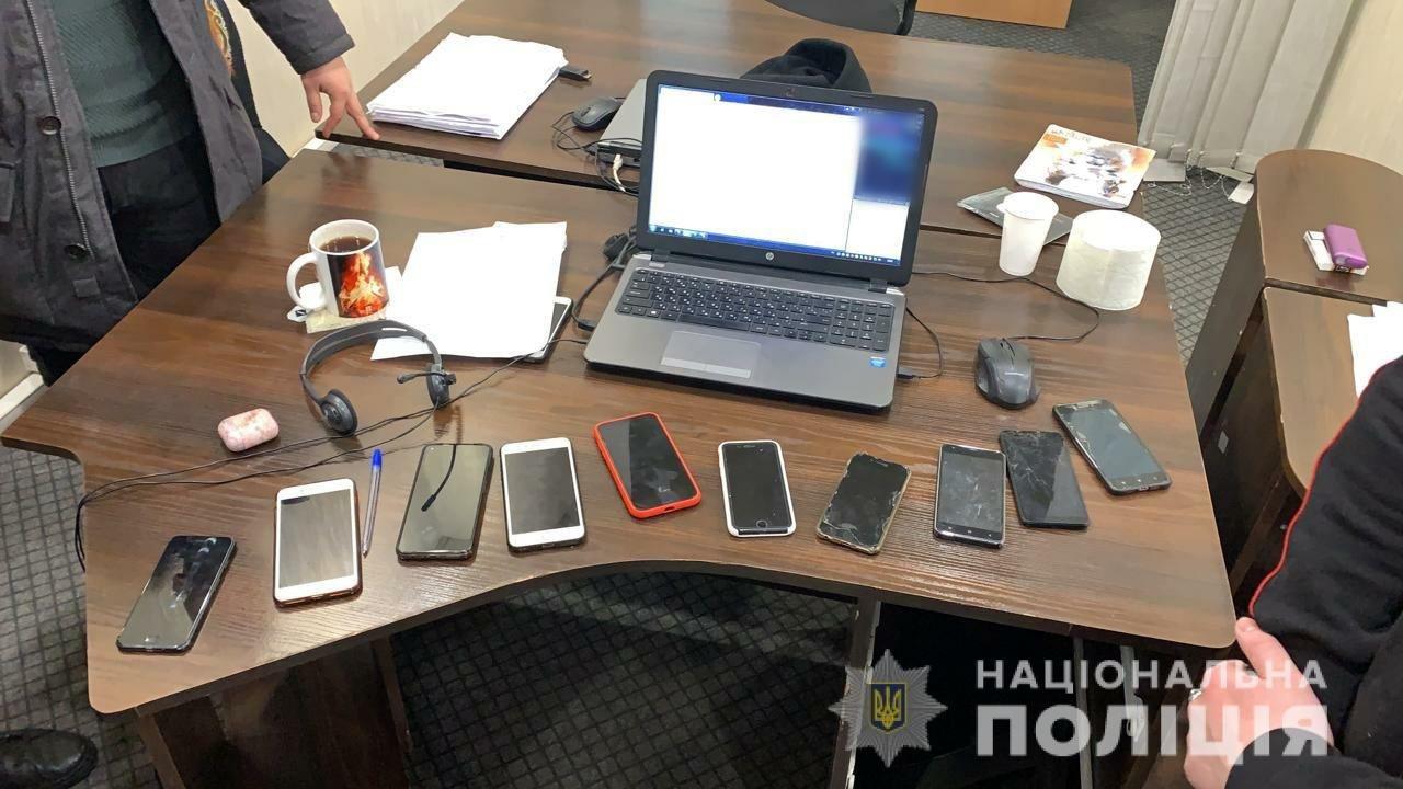«Назвонили» 7 миллионов гривен: в Харькове задержали телефонных мошенников(ФОТО), фото-3