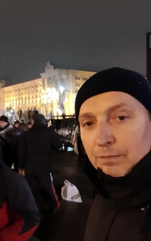 Лозовские предприниматели рассказали о столкновениях на Майдане, фото-1
