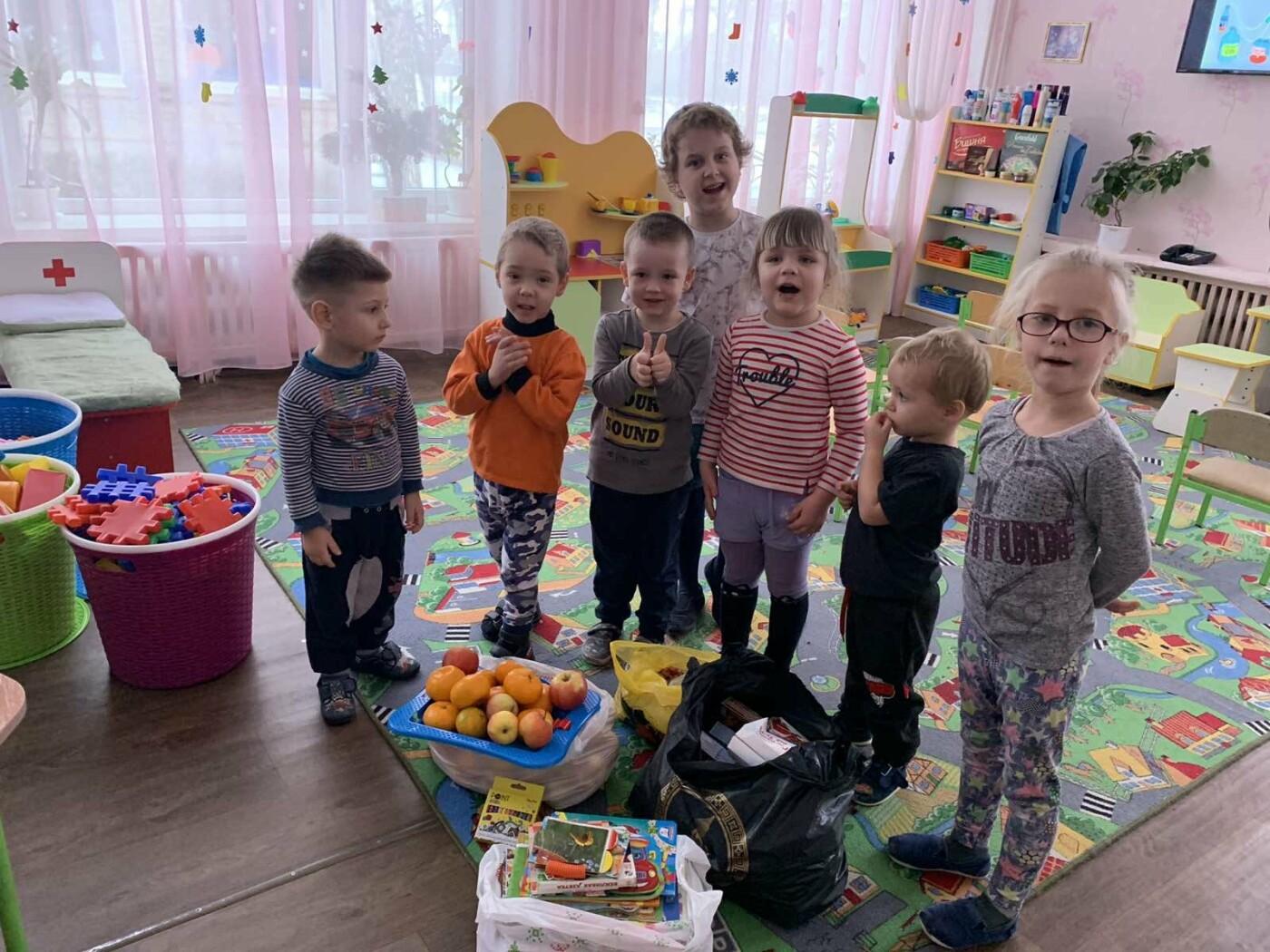 Акция добра: школьники поздравили малышей с Днём Святого Николая, фото-6