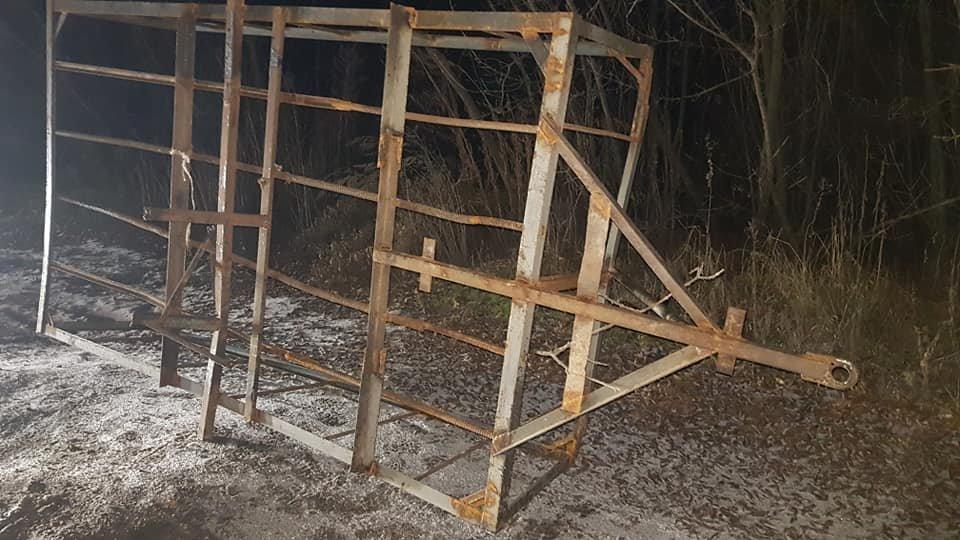 Убытки на 70 тысяч: на Лозовщине поймали «чёрных лесорубов», фото-8