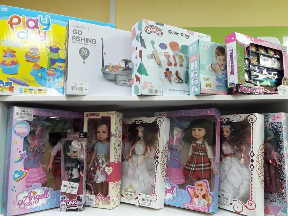 Чем порадовать ребёнка в новогодние праздники: обновки и подарки для маленьких лозовчан, фото-17