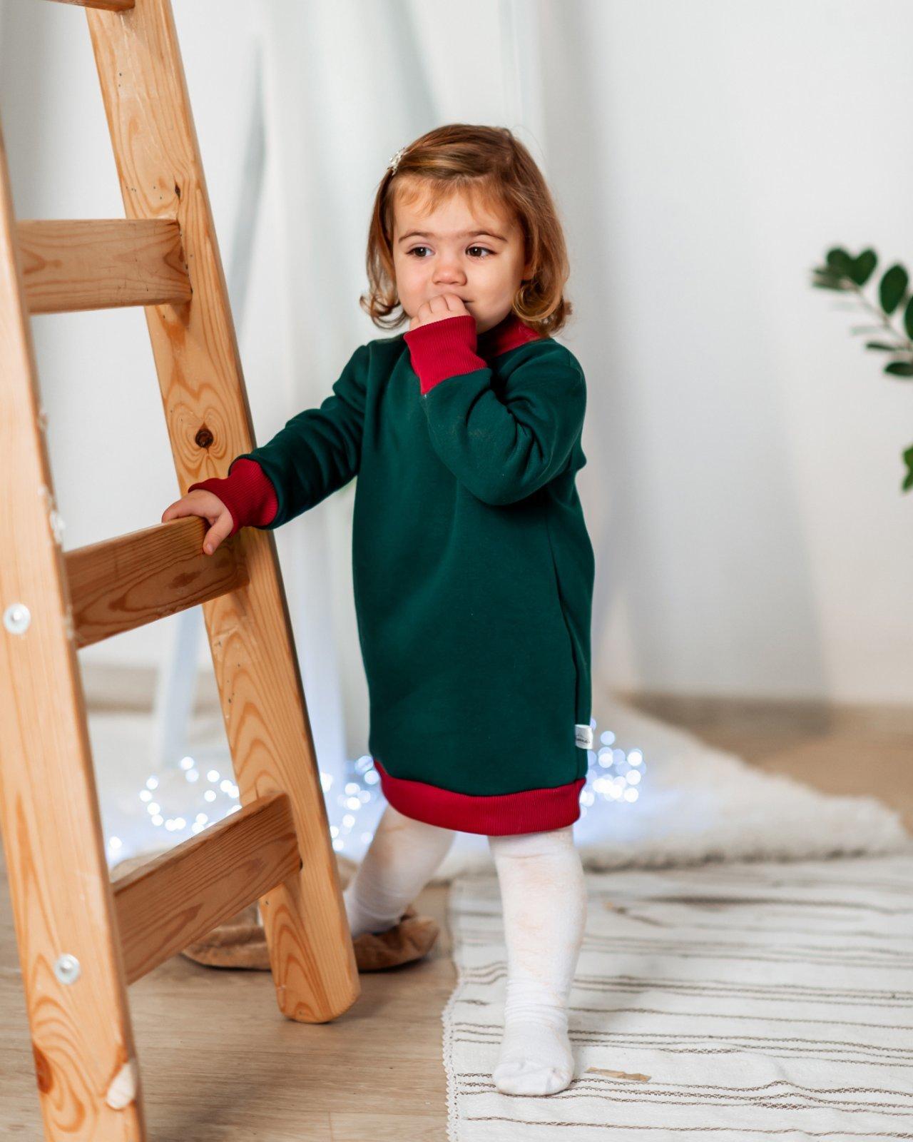 Чем порадовать ребёнка в новогодние праздники: обновки и подарки для маленьких лозовчан, фото-15